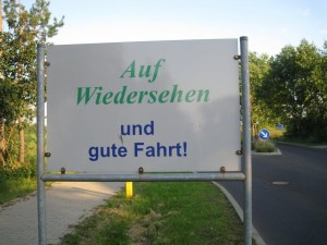 Learn German Fahrt