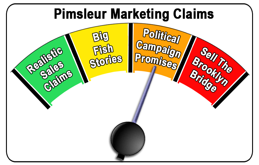 Pimsleur—Boring But It Works