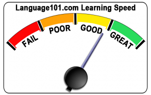 Language 101 review
