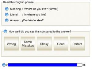 Learn Spanish Software