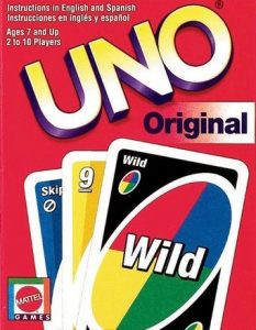 Spanish for one - uno