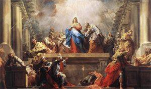 Pentecost - Language Learning