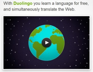 Duolingo promised to help you learn a language while you translated.